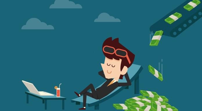 cara menghasilkan pendapatan pasif passive income