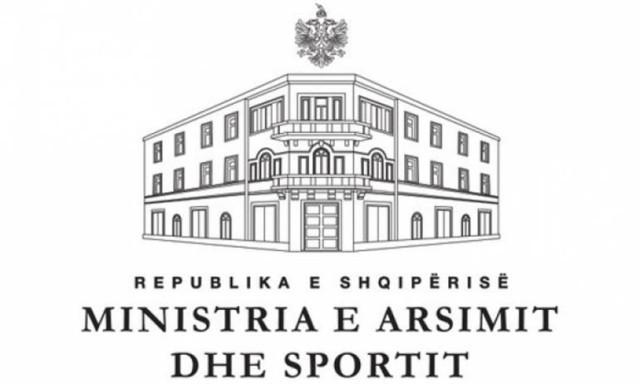 Ministria e Arsimit dhe Sportit: Të hënën nis shkolla