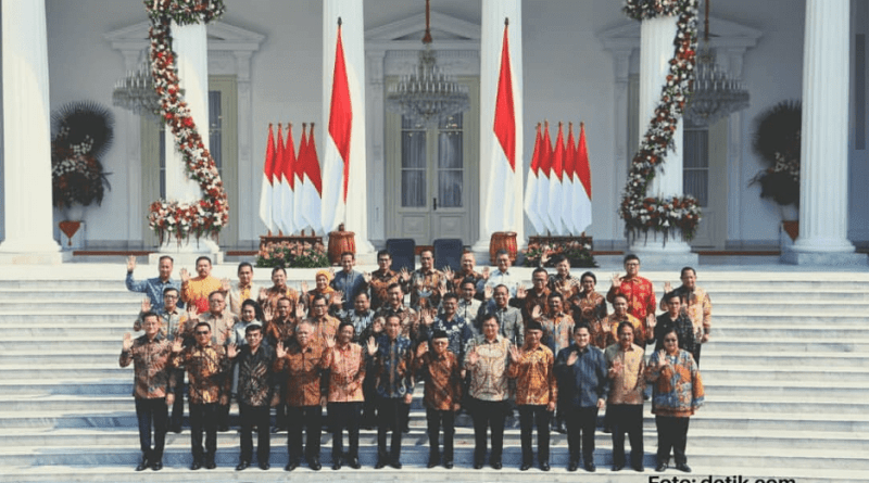 kabinet baru jokowi