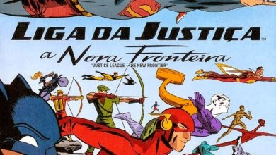 Foto de Recomendação DVD | Liga da Justiça – A Nova Fronteira