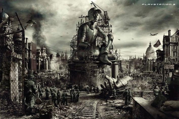 Publicidade PlayStation 3
