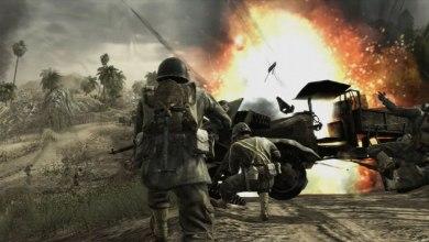Photo of Call of Duty 5 (World of War) ganha seu primeiro trailer
