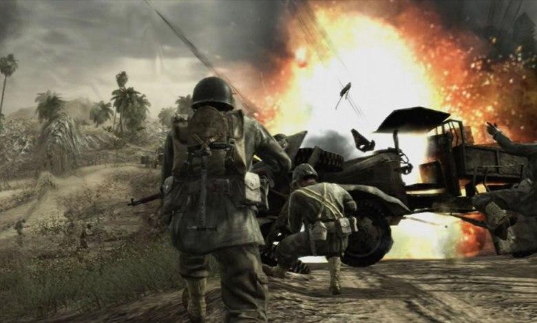 Call of Duty 5 World of War