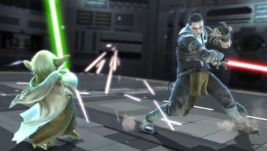 Photo of Fabuloso trailer de Soul Calibur IV: Vader's Secret Apprentice