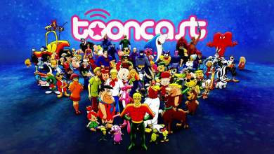 Photo of Tooncast! Novo canal de desenhos da TV Paga!