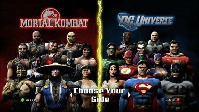 Photo of Trailer da história em Mortal Kombat vs. DC Universe