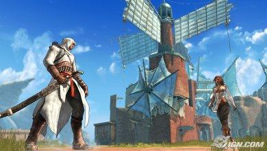 Photo of Altair em Prince of Persia! Veja a skin…