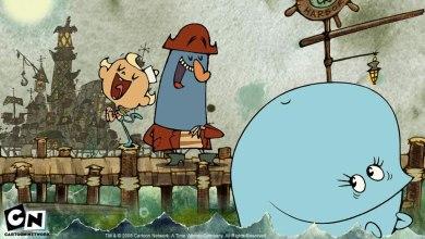 Foto de As Trapalhadas de Flapjack é o mais novo Cartoon Cartoon!