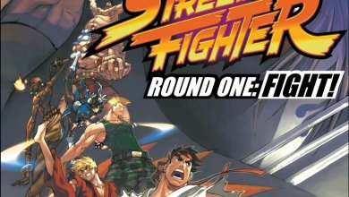 Photo of Veja o preview de Street Fighter: Round 1 – Fight!
