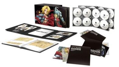 Photo of Lá no Japão | Veja a Fullmetal Alchemist Archive Boxset