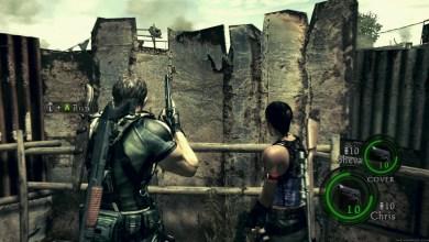 Foto de Vídeo da OXM confirma novo esquema de controle para Resident Evil 5