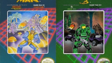 Photo of Como seria a capa de Halo 3 no NES…