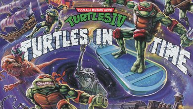 Photo of Tartarugas Ninja: 25 anos – Turtles in Time again