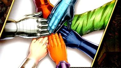 Foto de Chamadas para arco com Titãs Originais e Origem do Lanterna Verde (HQ)