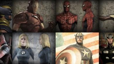 Foto de E3 2009: Lista final dos personagens de Marvel Ultimate Alliance 2