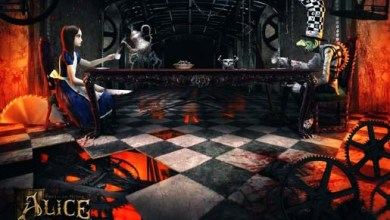 Foto de Uma prévia de como será Alice no País das Maravilhas de Tim Burton!