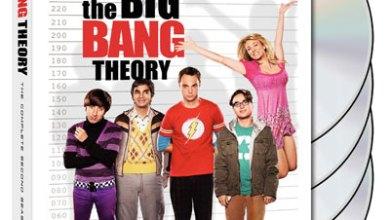 Foto de Lá nos EUA: The Big Bang Theory – 2ª Ano em DVD