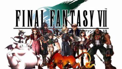 Photo of Versão americana de Final Fantasy VII na PSN!!