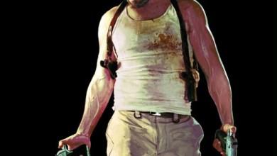 Foto de Max Payne 3 na capa da Game Informer de Julho