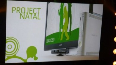 Photo of Xbox 360 | Celebridades testaram o Project Natal na E3!
