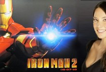 Photo of Olivia Munn em Homem de Ferro 2