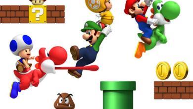 Photo of E3 2009: Mais um pouco de New Super Mario Bros Wii!