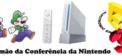Foto de Resumo total da Conferência da Nintendo na E3 2009!