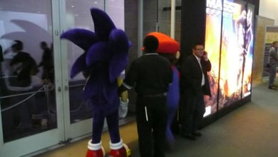 Photo of E3 2009: Sonic e Mario enxotados da E3? XD