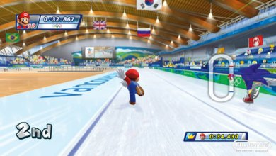 Photo of E3 2009: Mario & Sonic at the Olympic Winter Games ganha nova animação! [Wii]