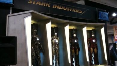 Foto de Homem de Ferro 2: o stand da Sega na SDCC e o primeiro trailer