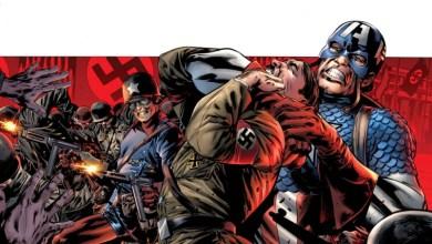 Photo of Captain America: Reborn – edição #2 com capa surpreendentemente nostálgica