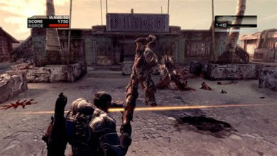 Photo of Novos vídeos com os novos mapas de Gears of War 2