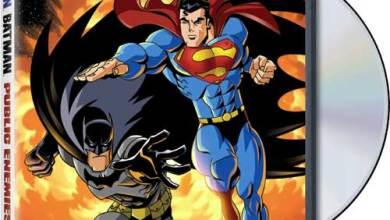 Photo of Lá nos EUA: DVD/Blu-Ray Superman & Batman Public Enemies!