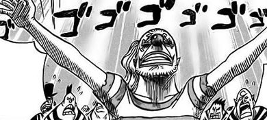 Foto de Conversa de Mangá: One Piece 551 – Yonkou, Barba Branca