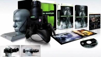 Photo of Conheça as edições especiais de Call Of Duty IV: Modern Warfare 2