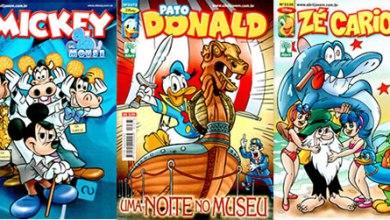Photo of Mickey, Pato Donald e Zé Carioca tem novidades à partir deste mês!