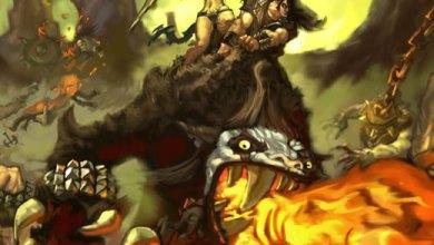 Foto de É Metal que não acaba mais na lista de músicas de Brutal Legend! [X360 & PS3]