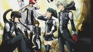 Photo of Sabia que D.Gray-Man estava pausado no Japão?