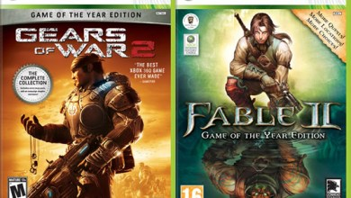 Foto de Gears of War 2 e Fable II ganham novas edições! [X360]