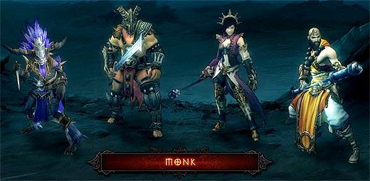 Diablo 3 - Classes