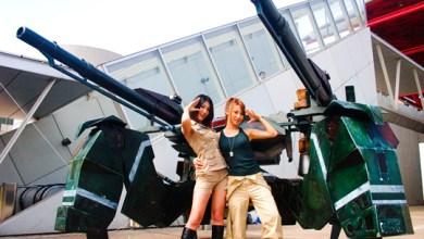 Foto de Cosplay na TGS 2009 em vídeo!