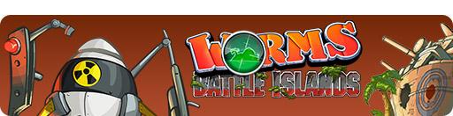WiiWare_Worms-Battle-Islands