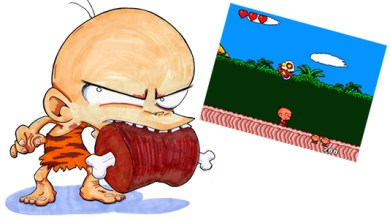Photo of Bonk: Brink of Extinction em 2010! [WW, PSN & XBLA]
