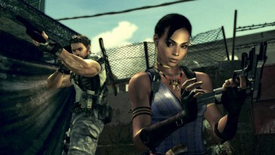 "Photo of [TGS 09] Resident Evil 4 Wii Edition ganha um concorrente: Resident Evil 5 ""Wand"" Edition!"