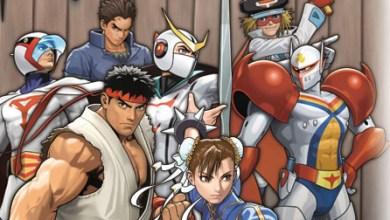 Foto de Rumor: Todos personagens de Tsunoko vs Capcom revelados [Wii]