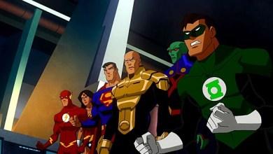Photo of DVD | Liga da Justiça: Crise nas Duas Terras é a próxima animação da DC
