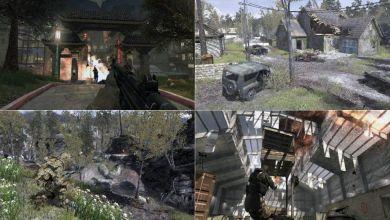 Foto de Deal of Week: COD4 Variety Map Pack por 400 MSP. Mas agora? As vésperas de Modern Warfare 2? [X360]