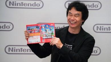 Foto de Mario com multiplayer online? Sei não…