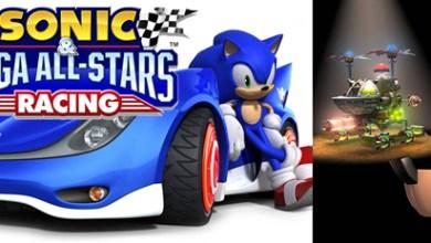 Photo of Sega coloca Banjo & Kazooie em Sonic & Sega All-Stars Racing! [X360]