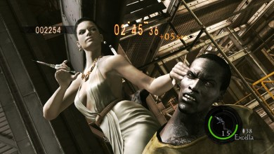 Photo of Imagens de Resident Evil 5 Gold revelam Excella Gionne no modo Mercenaries Reunion! [X360/PS3]